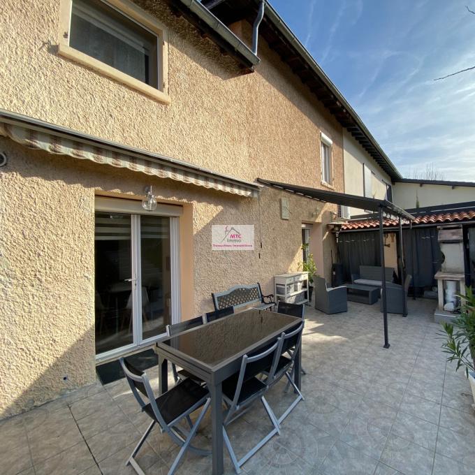 Offres de vente Maison Villette-d'Anthon (38280)