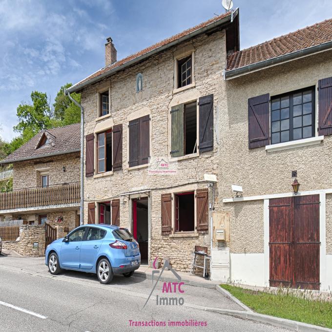 Offres de vente Maison Saint-Marcel-Bel-Accueil (38080)